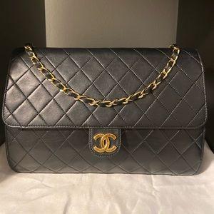 Chanel Paris Single Chain Flap